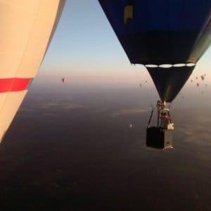 ballonvaart ballonvlucht [city]