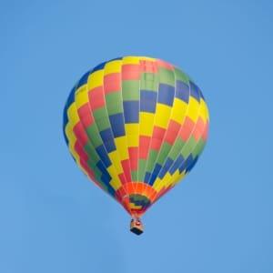 Ballonvaart met C-air ballonvaarten