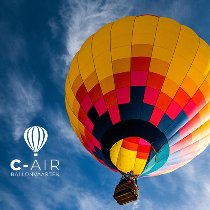 C-Air Ballonvaart