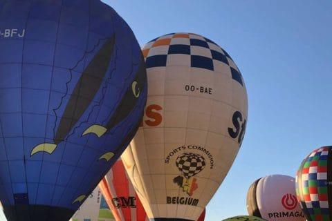 ballonvaart cadeaubon West-Vlaanderen