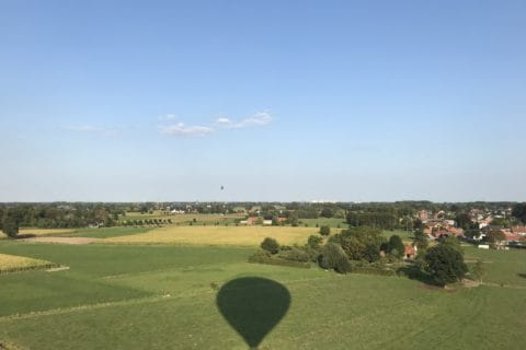 vol en montgolfiere a luxembourg