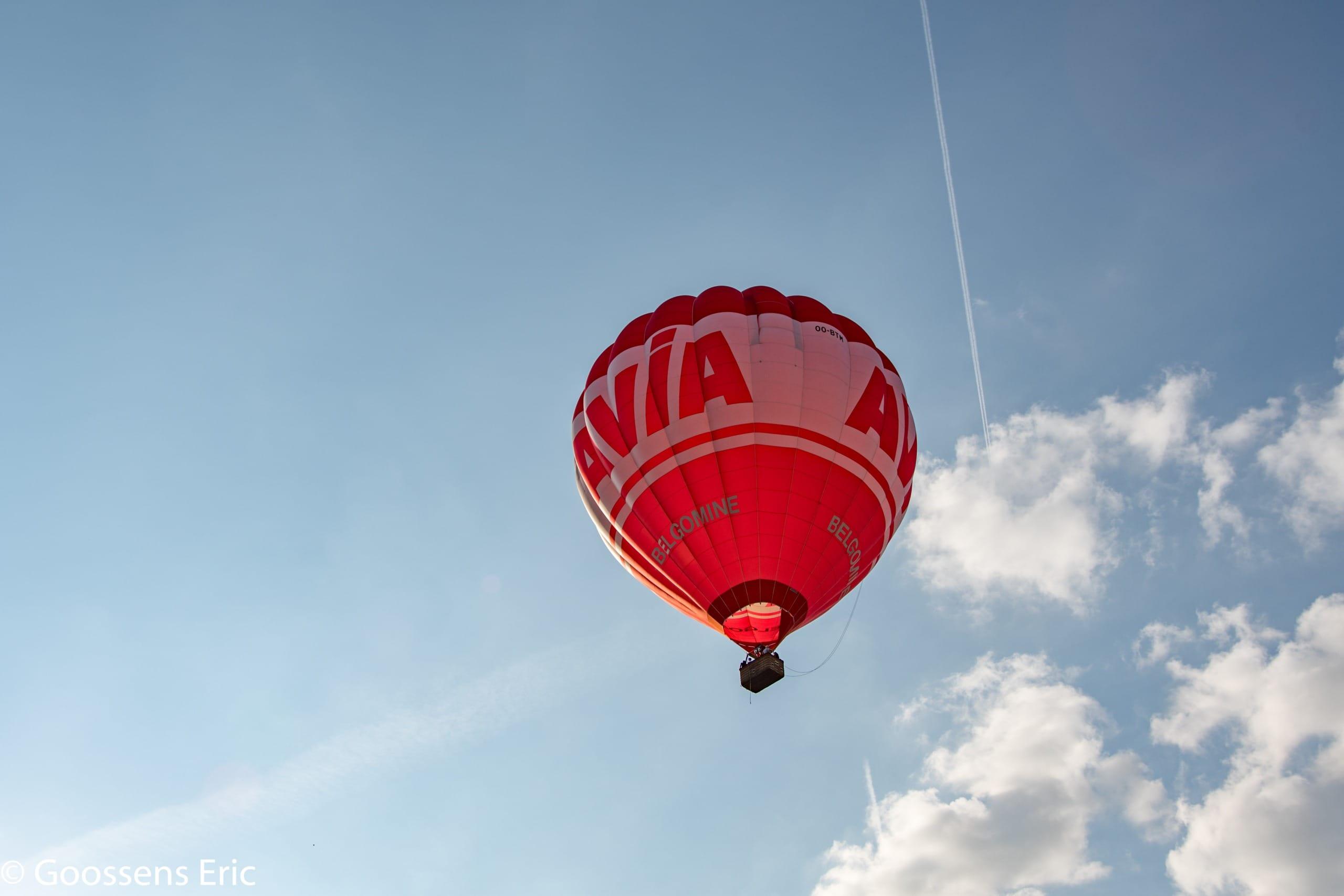 ballonvaart met David Spildooren