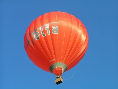 ballonvaart Pajottenland