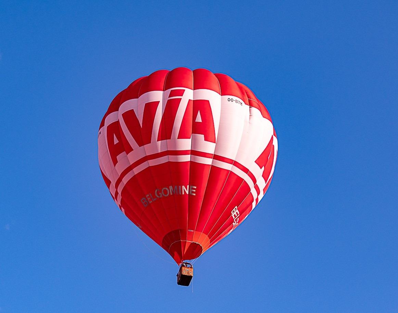 ballonvaart kempen