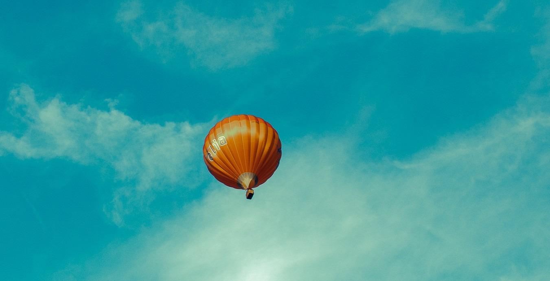 ballonvaart rivierenland