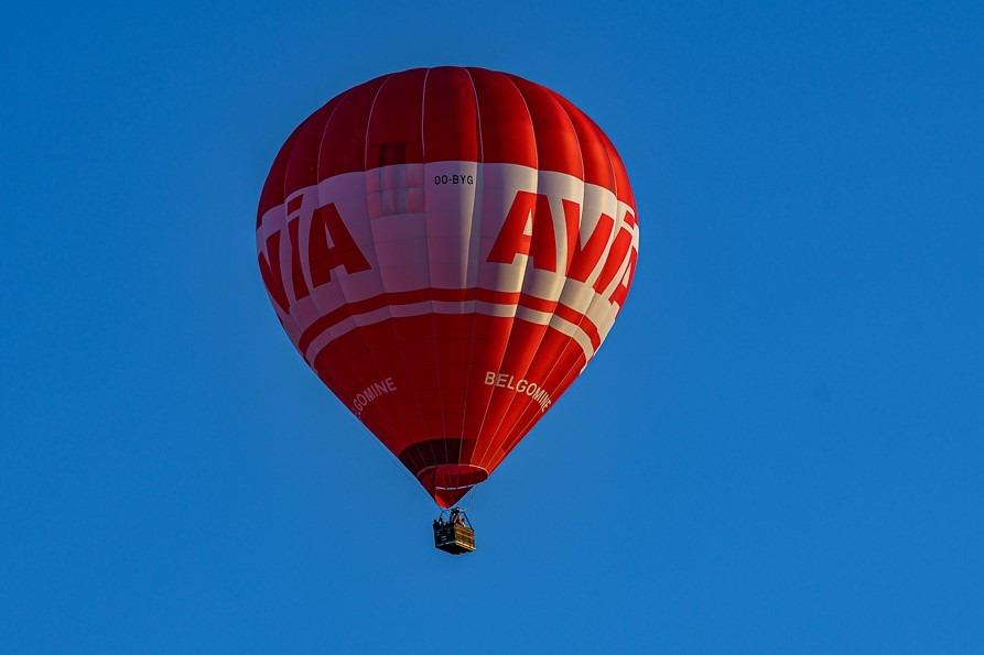 ballonvlucht Rupelstreek
