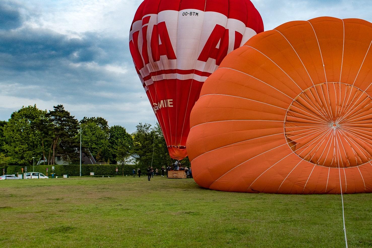ballonvaart zwalmstreek